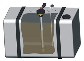 cảm biến nhiên liệu đo xăng dầu